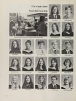 1974 Woodbridge High School Yearbook Page 136 & 137