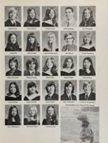 1974 Woodbridge High School Yearbook Page 154 & 155