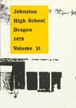 1978 Yearbook Johnston High School