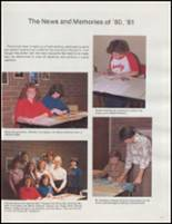 1981 Castle Rock High School Yearbook Page 14 & 15