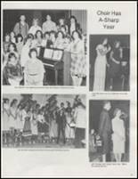 1981 Castle Rock High School Yearbook Page 16 & 17