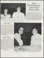 1981 Castle Rock High School Yearbook Page 20 & 21