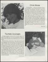 1981 Castle Rock High School Yearbook Page 22 & 23