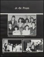 1981 Castle Rock High School Yearbook Page 34 & 35