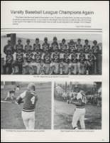 1981 Castle Rock High School Yearbook Page 76 & 77