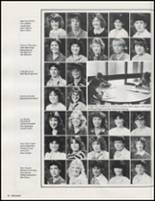 1981 Castle Rock High School Yearbook Page 96 & 97