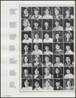 1981 Castle Rock High School Yearbook Page 102 & 103