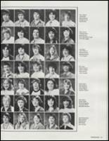 1981 Castle Rock High School Yearbook Page 104 & 105