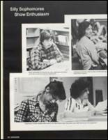 1981 Castle Rock High School Yearbook Page 106 & 107