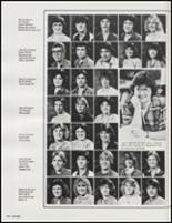 1981 Castle Rock High School Yearbook Page 108 & 109