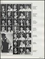 1981 Castle Rock High School Yearbook Page 110 & 111