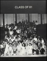 1981 Castle Rock High School Yearbook Page 114 & 115