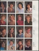 1981 Castle Rock High School Yearbook Page 118 & 119