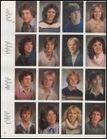 1981 Castle Rock High School Yearbook Page 122 & 123