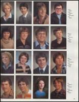 1981 Castle Rock High School Yearbook Page 126 & 127