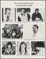 1981 Castle Rock High School Yearbook Page 138 & 139