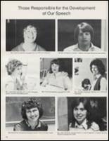 1981 Castle Rock High School Yearbook Page 140 & 141