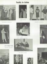1964 Naches Valley High School Yearbook Page 16 & 17