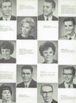 1964 Naches Valley High School Yearbook Page 20 & 21