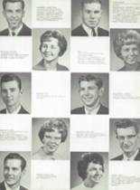 1964 Naches Valley High School Yearbook Page 22 & 23
