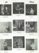 1964 Naches Valley High School Yearbook Page 42 & 43