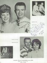1964 Naches Valley High School Yearbook Page 54 & 55