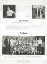 1964 Naches Valley High School Yearbook Page 70 & 71