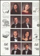 1998 Alex High School Yearbook Page 24 & 25