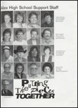 1998 Alex High School Yearbook Page 38 & 39