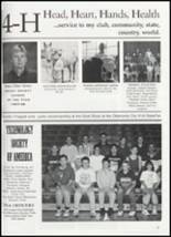 1998 Alex High School Yearbook Page 52 & 53