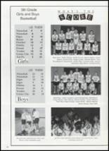 1998 Alex High School Yearbook Page 80 & 81