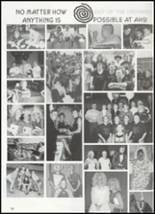 1998 Alex High School Yearbook Page 104 & 105