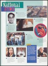 1998 Alex High School Yearbook Page 108 & 109