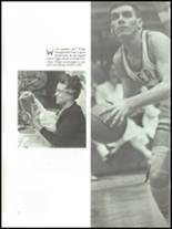 1968 Wade Hampton High School Yearbook Page 8 & 9