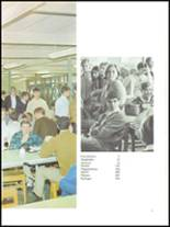 1968 Wade Hampton High School Yearbook Page 10 & 11