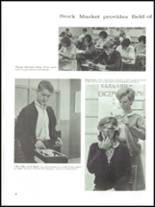 1968 Wade Hampton High School Yearbook Page 46 & 47