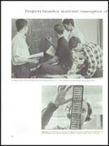 1968 Wade Hampton High School Yearbook Page 50 & 51