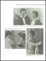 1968 Wade Hampton High School Yearbook Page 52 & 53