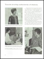 1968 Wade Hampton High School Yearbook Page 60 & 61