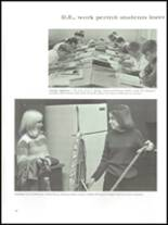 1968 Wade Hampton High School Yearbook Page 68 & 69