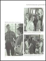 1968 Wade Hampton High School Yearbook Page 72 & 73