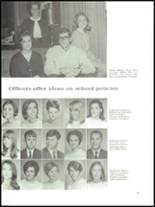 1968 Wade Hampton High School Yearbook Page 86 & 87