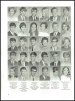 1968 Wade Hampton High School Yearbook Page 88 & 89