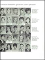 1968 Wade Hampton High School Yearbook Page 90 & 91