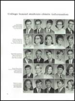 1968 Wade Hampton High School Yearbook Page 94 & 95