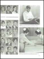 1968 Wade Hampton High School Yearbook Page 96 & 97