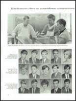 1968 Wade Hampton High School Yearbook Page 98 & 99