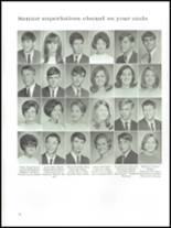1968 Wade Hampton High School Yearbook Page 100 & 101