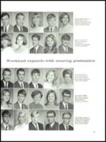 1968 Wade Hampton High School Yearbook Page 102 & 103