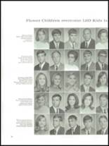 1968 Wade Hampton High School Yearbook Page 104 & 105